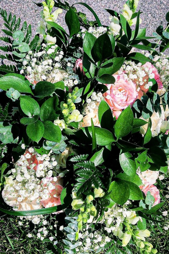 Mountain Mama Florals Bridal Bouquet
